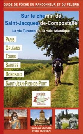 G028 paris tours bordeaux st jean pied de port - Saint jean pied de port saint jacques de compostelle ...